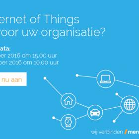 Webinar IoT