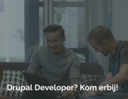 Drupal developer - Finalist