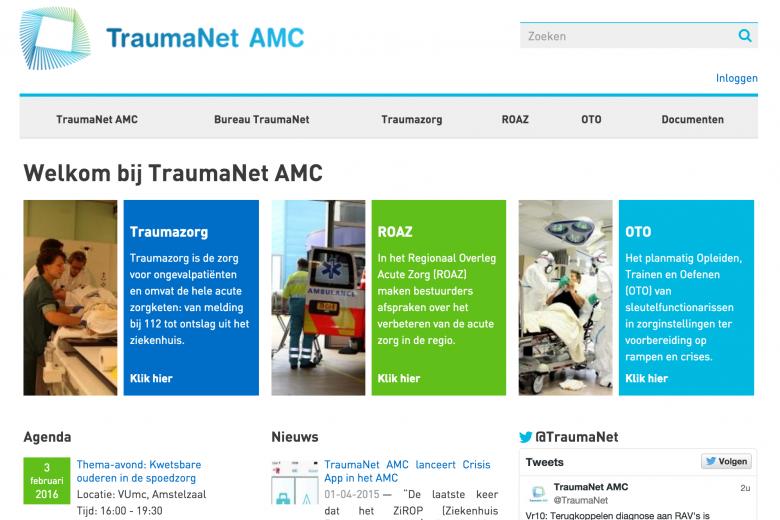 Traumanet AMC